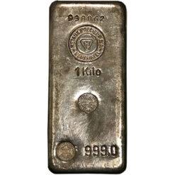 1kg silvertacka
