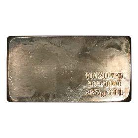 225gram silvertacka