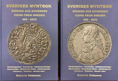 Sveriges myntbok 1 och 2